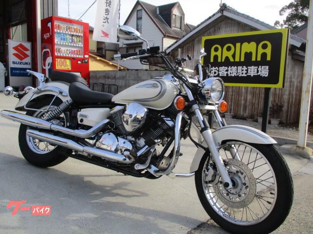 ヤマハ ドラッグスター250 ETC リアキャリアの画像(兵庫県
