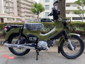 ホンダ/クロスカブ110 新車 2020最新モデル
