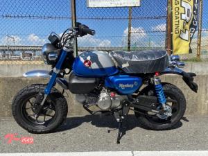 ホンダ/モンキー125 5速MT 国内仕様 最新モデル