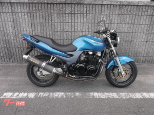 カワサキ/ZR-7 JMCA対応フルエキ付き