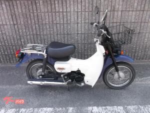 スズキ/バーディー50 FI