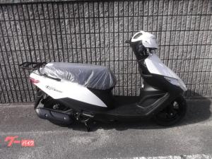 スズキ/アドレス125 フラットシート