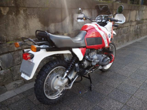 BMW/R100GSパリダカ