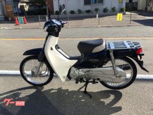 ホンダ/スーパーカブ50  前タイヤ バッテリー新品