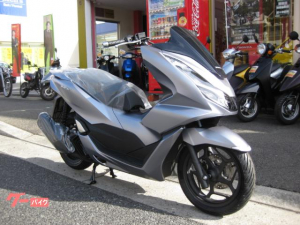ホンダ/PCX125最新モデル