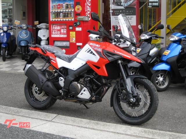 スズキ V-ストローム1050XTの画像(兵庫県