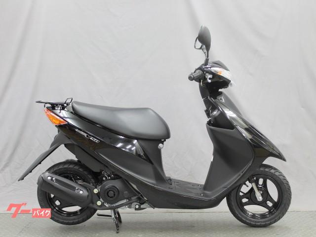 スズキ アドレスV50 20年モデル 最新 新車の画像(京都府