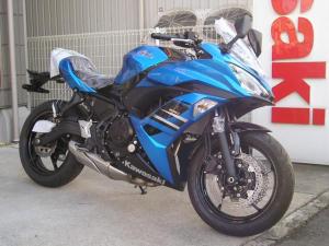 カワサキ/Ninja 650 新車