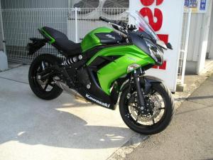 カワサキ/Ninja 650 '12 1オーナー ETC搭載