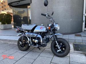 ホンダ/モンキー AB27 50周年スペシャル 未登録車