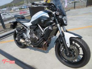 ヤマハ/MT-07 s