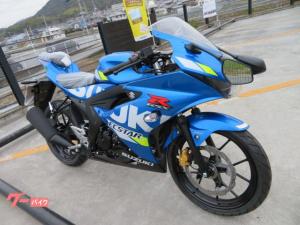 スズキ/GSX-R125 ABS 2020