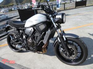 ヤマハ/XSR700 2020 a