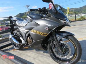 スズキ/GIXXER SF 250 2020