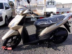 スズキ/アドレス110 最新モデル 新車
