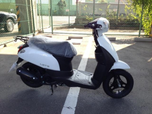スズキ/レッツ 新車 SEPエンジ 2021モデル