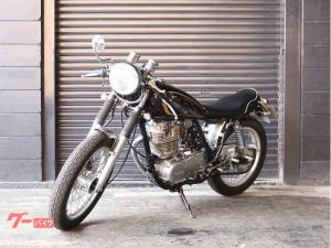 ヤマハ/SR400 TMRキャブ バックステップ イボビキー