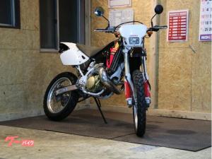 ホンダ/CRM250AR チャンバーカスタム