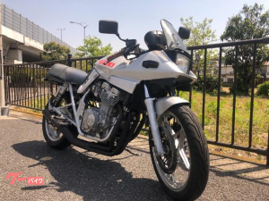 スズキ/GSX400S KATANA ショート管付