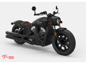 INDIAN/スカウト ボバー 2020年モデル サンダーブラックスモーク