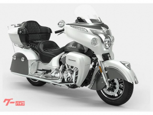 INDIAN/ロードマスター 2020年モデル パールホワイト・チタニウムメタリック