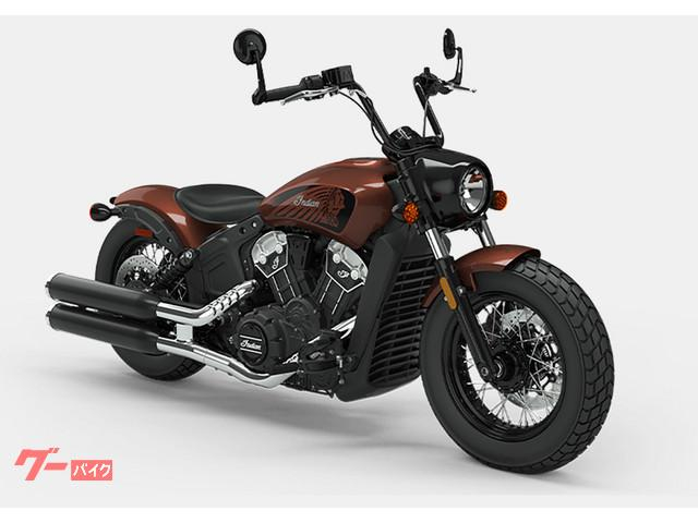 INDIAN スカウト ボバートゥエンティー 2020年モデル バーニッシュドメタリックの画像(兵庫県