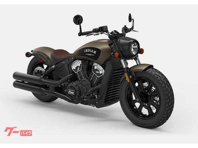 INDIAN スカウト ボバー 2020年モデル ブロンズスモークの画像(兵庫県