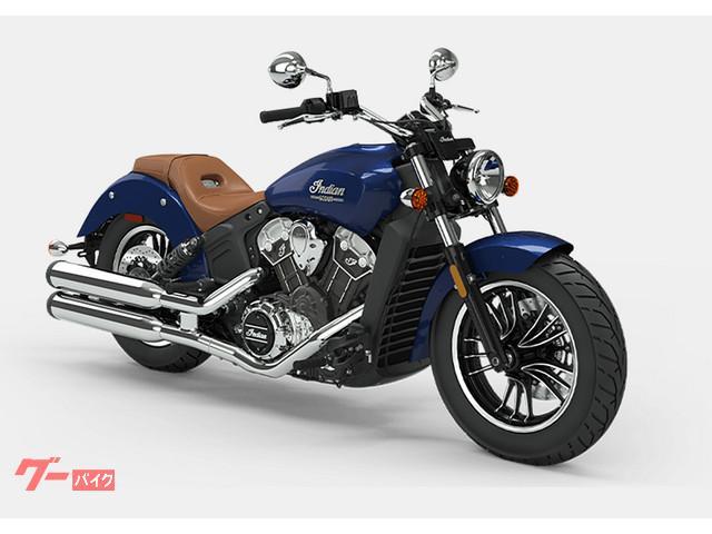 INDIAN スカウト 2020年モデル ディープウォーターメタリックの画像(兵庫県
