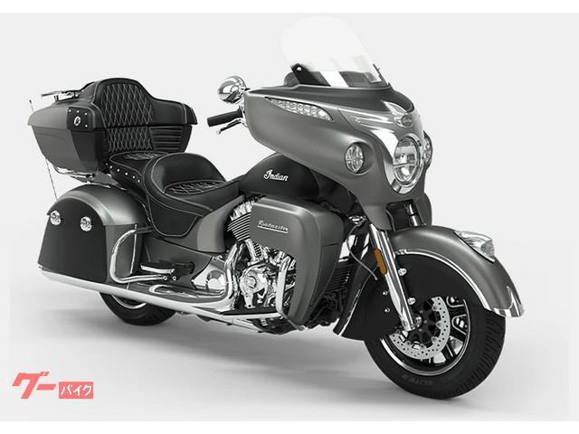 INDIAN ロードマスター 2020年モデル チタニウムスモーク・サンダーブラックスモークの画像(兵庫県