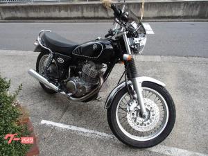 ヤマハ/SR400 RH01J型 スクリーン