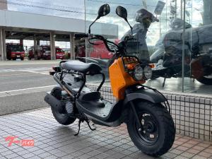 ホンダ/ズーマー インジェクション 2012年最終モデル ファイアリーオレンジ ノーマルコンディション