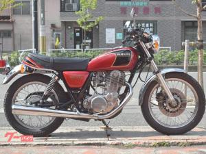 ヤマハ/SR500 初期型ノーマル 1983