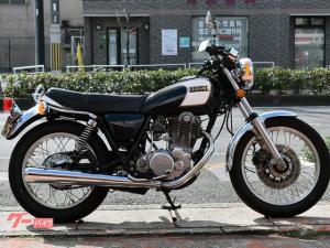 ヤマハ/SR500 初期型ノーマル1983