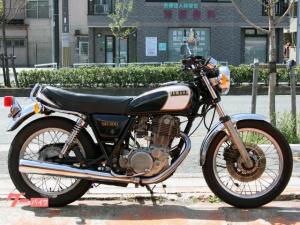 ヤマハ/SR500 1983初期型