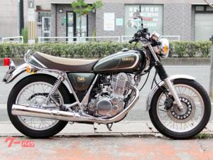 ヤマハ/SR400 35TH限定モデル
