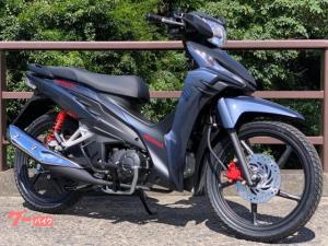 ホンダ/WAVEアルファ110 RSX FI 新型モデル