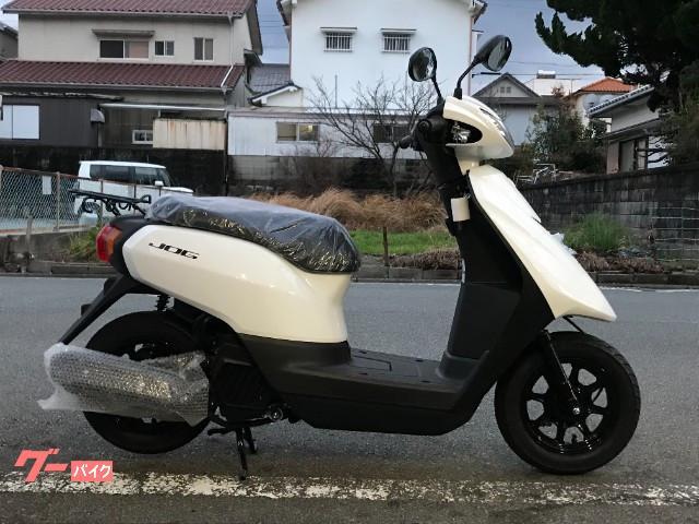 ヤマハ JOG 新車の画像(和歌山県