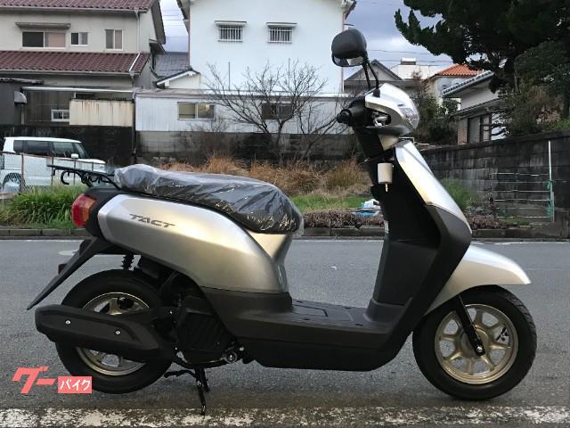 ホンダ タクト・ベーシック 新車の画像(和歌山県