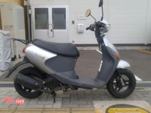 スズキ/レッツ4最終型 バッテリー・Rタイヤ新品