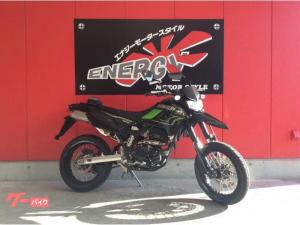 カワサキ/DトラッカーX 2012年モデル LX250V ノーマル