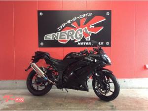 カワサキ/Ninja 250R 2012年モデル 社外マフラー EX250K