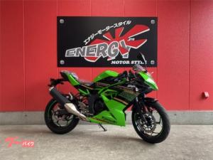 カワサキ/Ninja 250SL KRTエディション ニューモデル