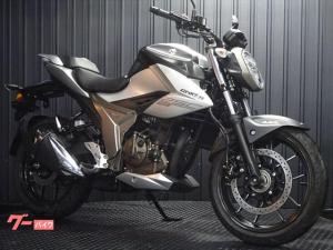 スズキ/GIXXER 250 ABS ブラックシルバーツートンカラー