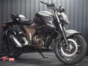 スズキ/GIXXER 250 ABS マッドブラックカラー