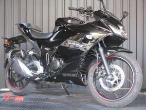 スズキ/GIXXER SF 150 ABS ブラック インポート