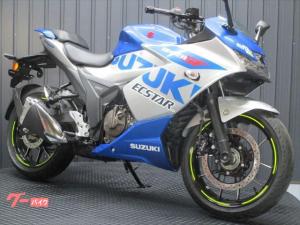 スズキ/GIXXER SF 250 ABS MY2021 インポートモデル