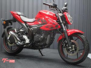スズキ/GIXXER 150 ABS MY2021 インポートモデル