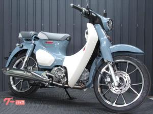 ホンダ/スーパーカブC125 インポート ダブルシートモデル グレーカラー