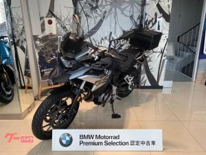 BMW/F750GS TFT液晶メーター ロングスクリーン 純正トップケース