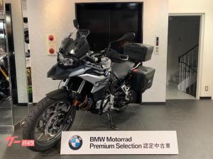 BMW/F750GS 純正3BOXケース プレミアムライン 2018年登録